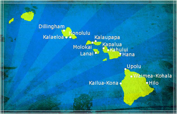 Hawaii-Map-Airports